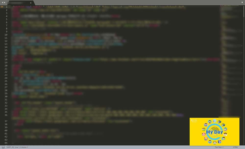 Chrome Youtubeのピクチャーインピクチャー Sublime Text