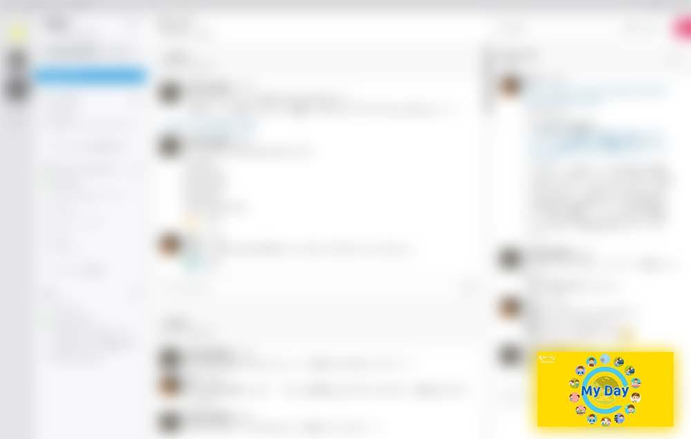 Chrome Youtubeのピクチャーインピクチャー Slack