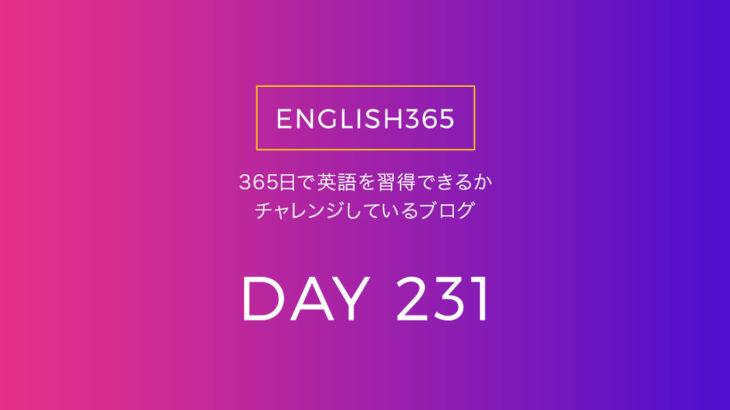 英語習得チャレンジ「231日目」…Zoom party の準備