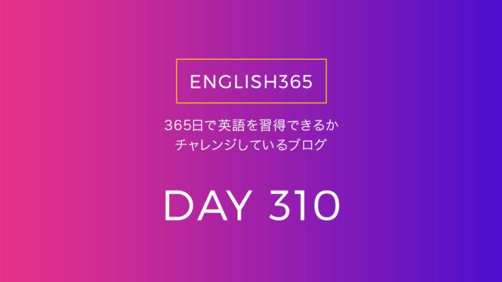 英語習得チャレンジ「310日目」…surge/ニュースで良く見る